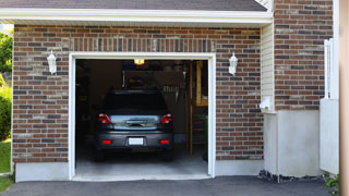 Garage Door Installation at Hollywood Santa Monica Dallas, Texas